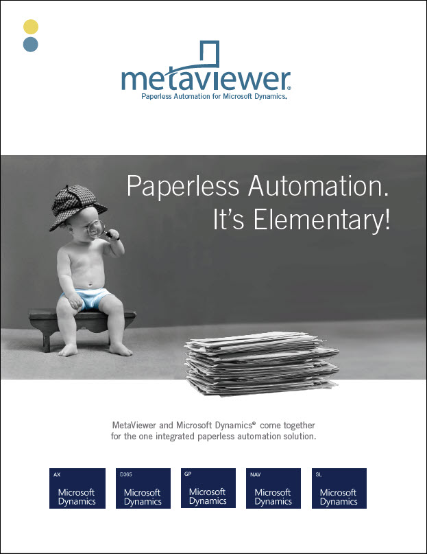 MetaViewer Brochure
